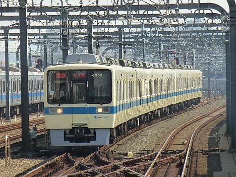 小田急電鉄 急行 向ケ丘遊園行き 8000形