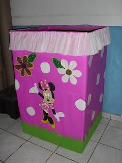 Dinora arte y fiesta - Cajas de carton decoradas ...
