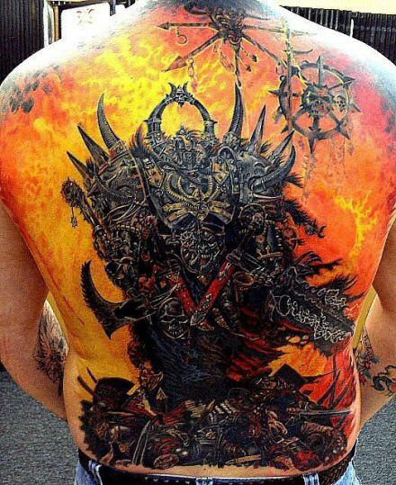 Mind Blowing Marvelous Tattoos Designs & Ideas