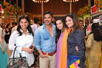 Kajol Devgan, Sridevi & Mandira at Araaish Fashion exhibition