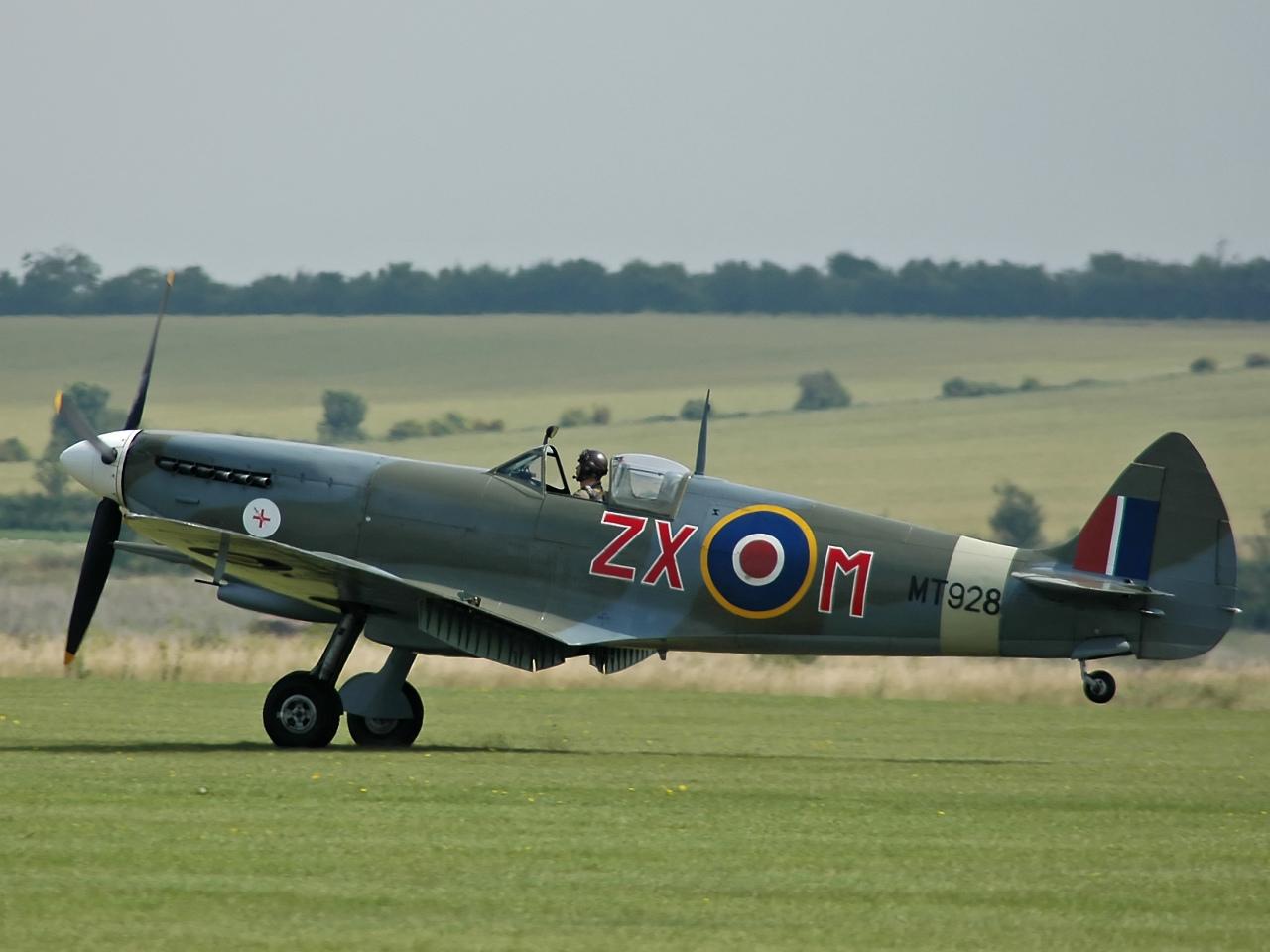 K Marine Viii Sky Fighter: Spitfire ...