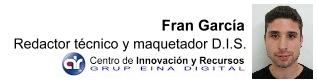 Fran García - Grup Eina