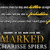 Blog Tour - Marked by Charisse Spiers