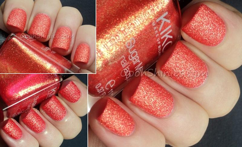 Kiko Poppy Red