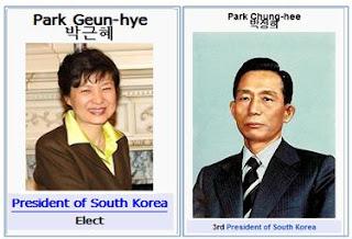 ပထမဆံုးအမ်ိဳးသမီးသမၼတ (ေတာင္ကိုးရီးယား) အေၾကာင္း၊ မစၥပတ္ခ္ Park Geun Hye