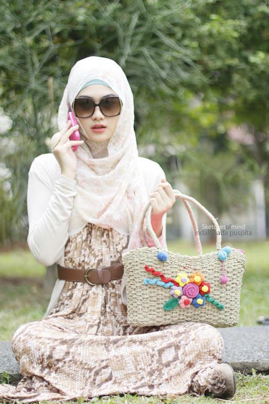ABU RIZAL blog: indah nada puspita (BLOGGER CANTIK INDONESIA)