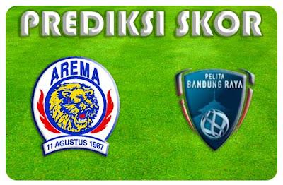 Prediksi Skor Pertandingan Arema Indonesia vs Pelita Bandung Raya ISL (Kamis,28 Februari 2013)