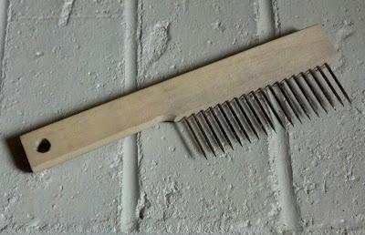 Paint Comb