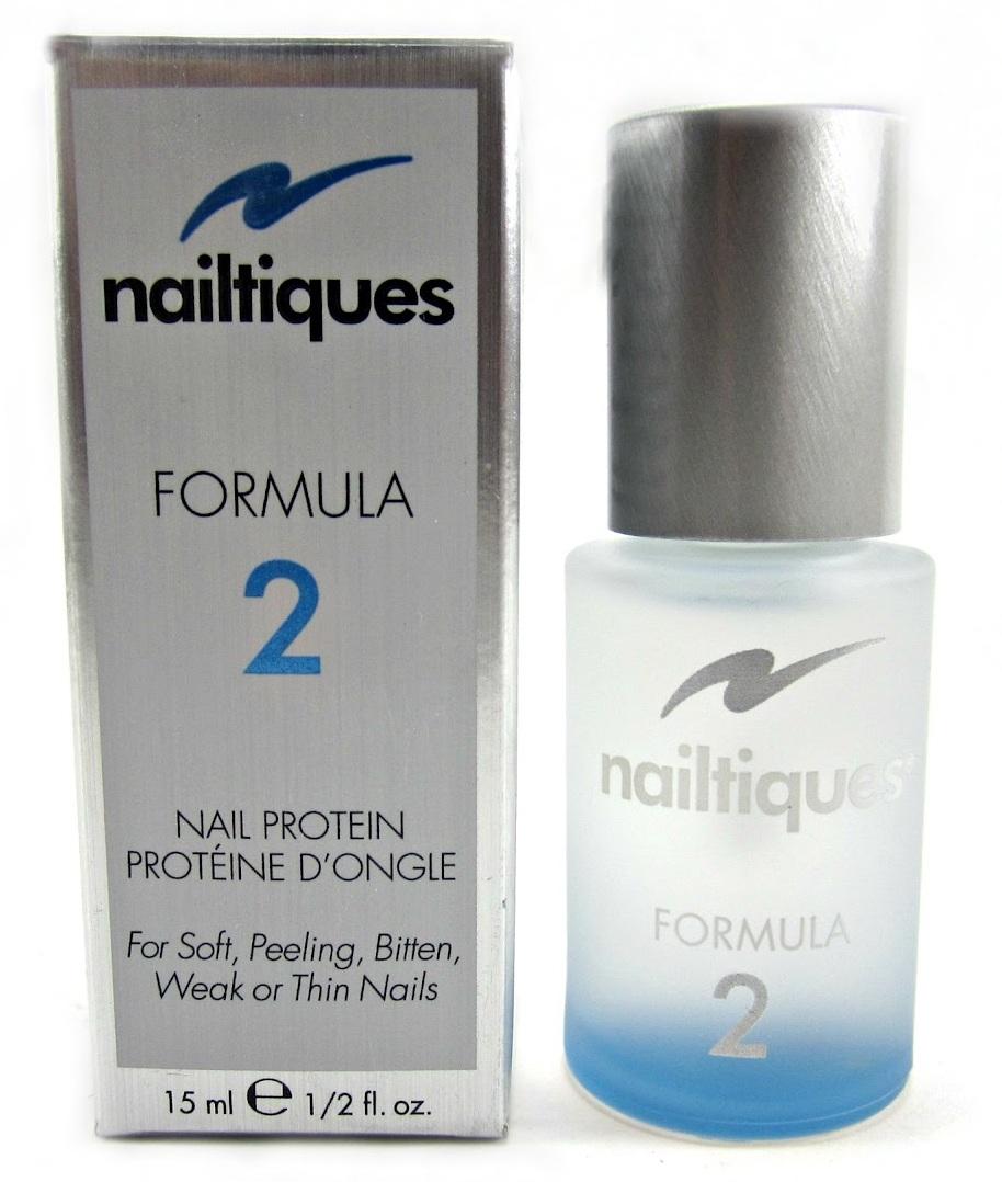 nailtiques formula 2 instructions