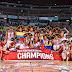 10 Frases de los Jugadores Campeones 2015 : Humildad