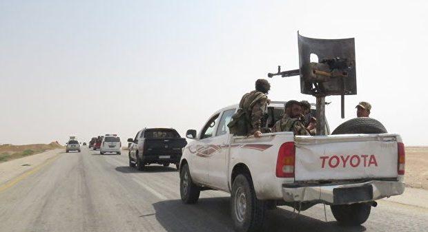 Ο Κλίντσεβιτς εξήγησε γιατί οι ΗΠΑ απομάκρυναν τους ηγέτες του ISIS * από τη Συρία