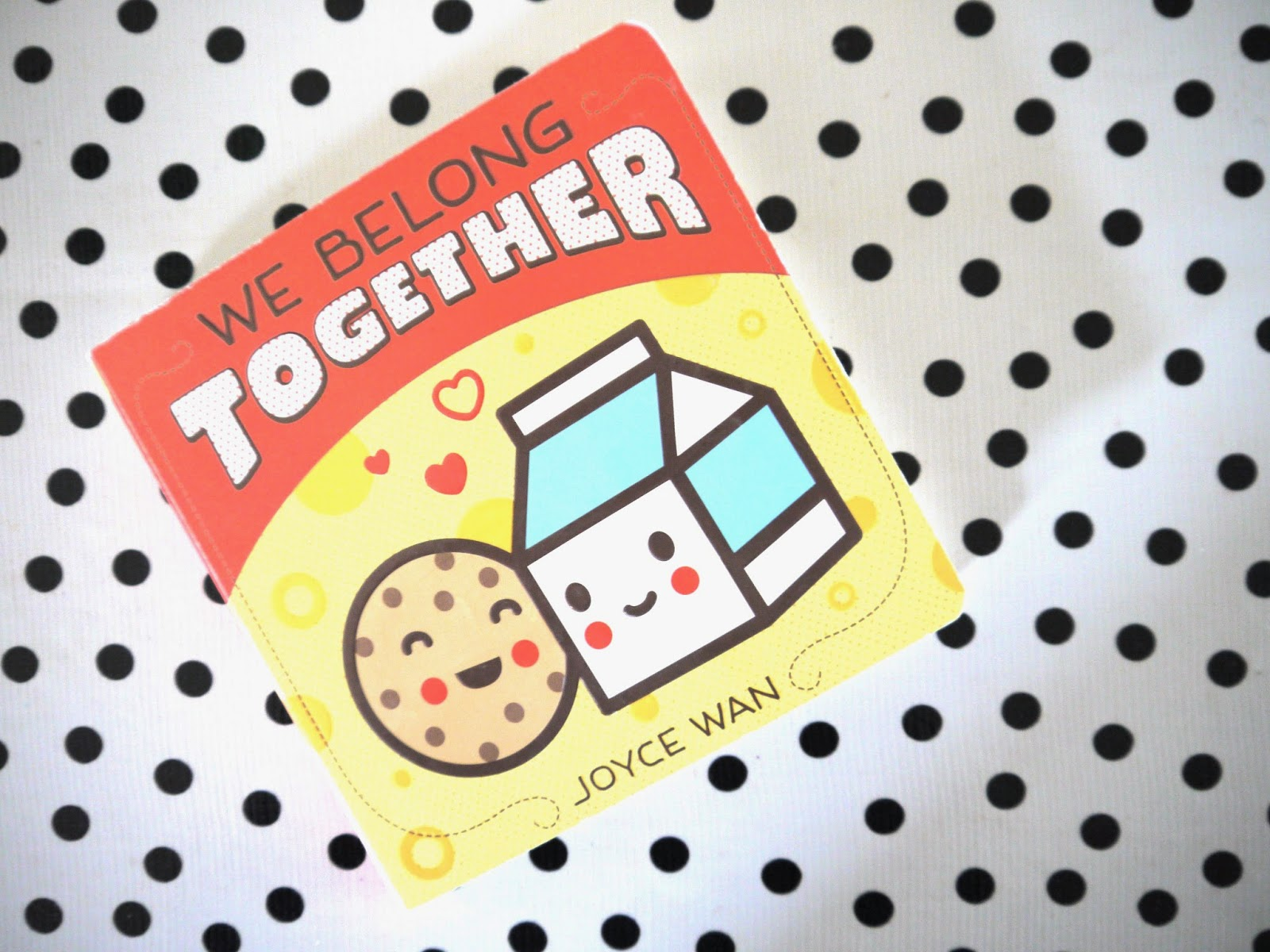We belong together, Joyce Wan
