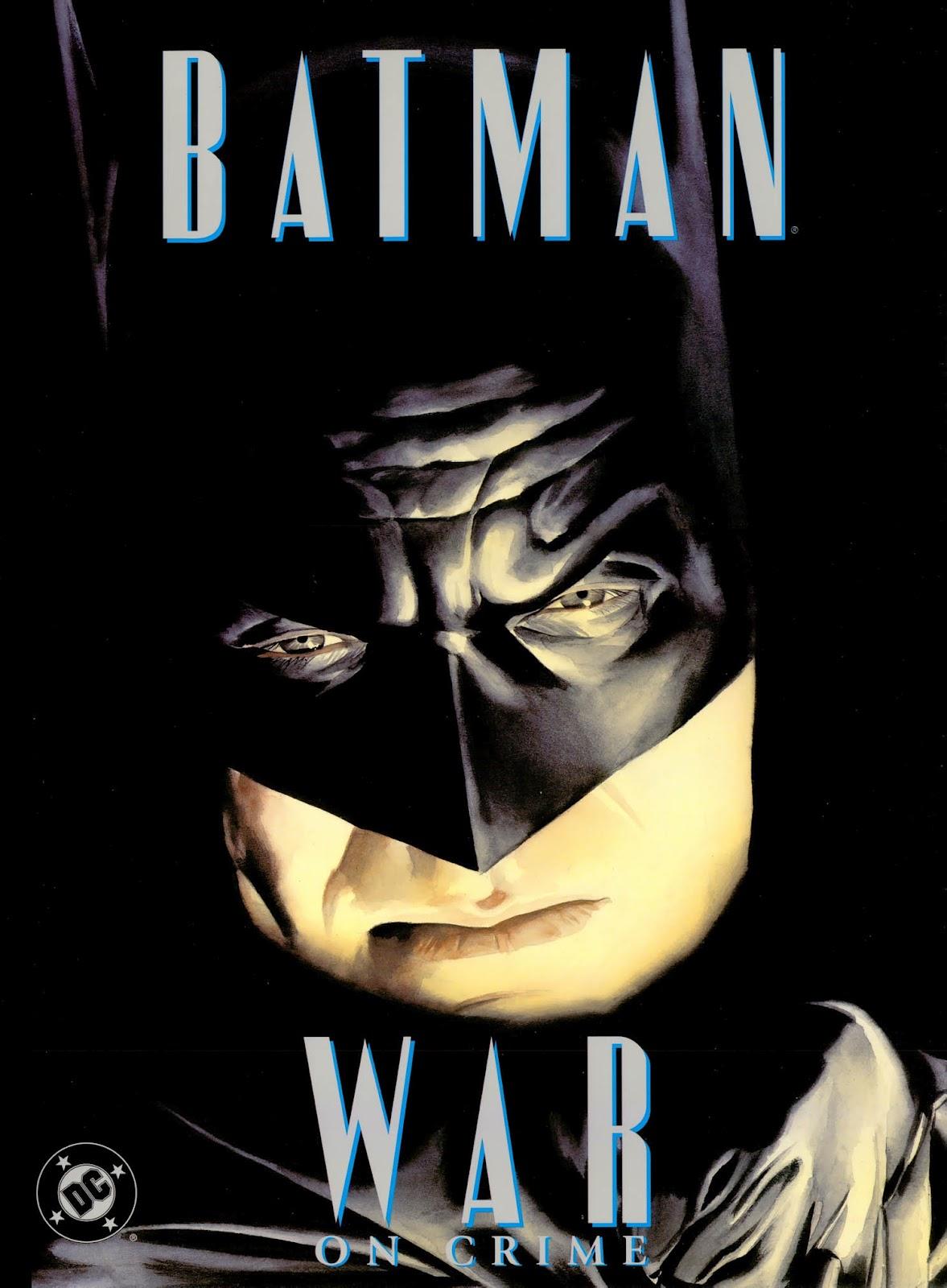 Bat World: Batman: Guerra contra el Crimen