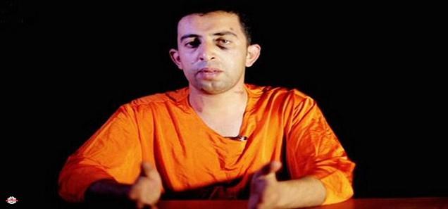 سورى مفرج عنه من قبل داعش يفجر مفاجأة عن الطيار الأردنى معاذ الكساسبة