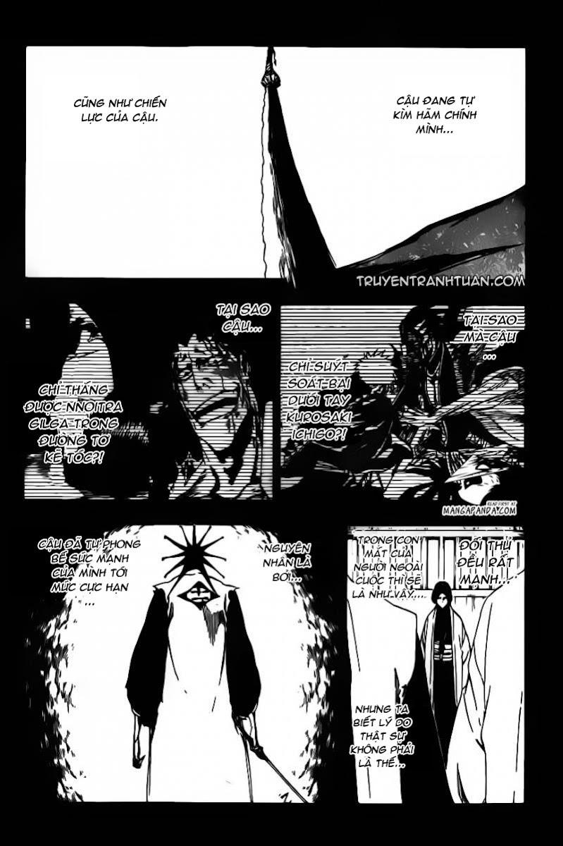 xem truyen moi - Bleach - Chapter 525