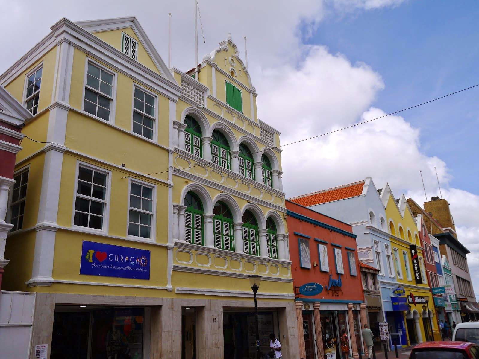News from Curacao