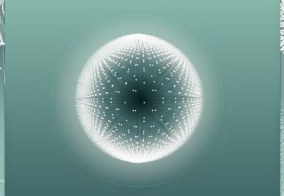 Radiolarians (Ilustrator tutorial)