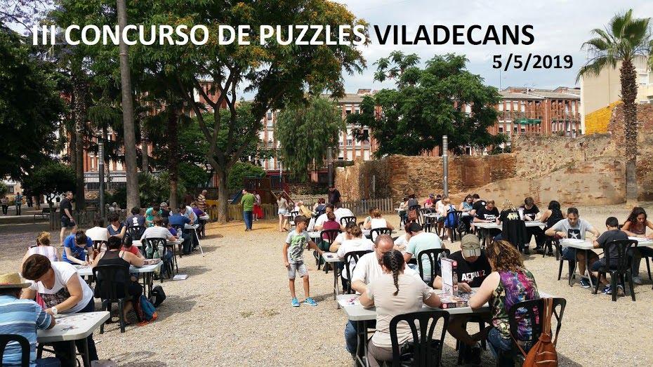 II Concurso de Puzzles Viladecans