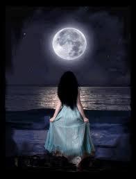هل تعرف ما هي المعجزة التي تحدث عند اكتمال القمر ..؟ -فتاة بنت