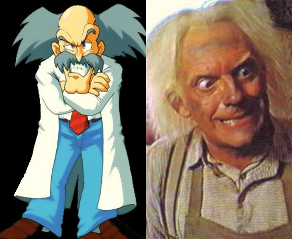 Christopher Lloyd-Dr. Wily