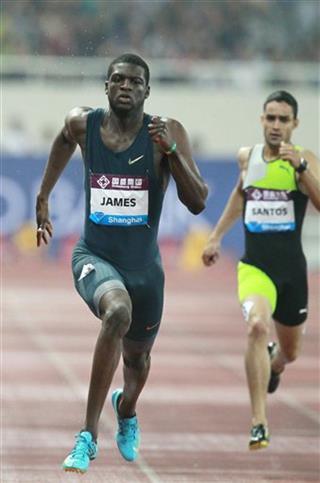Campeon Olimpico y Mundial en 400 mts planos