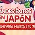 Ofertas GRANDES ÉXITOS EN JAPÓN