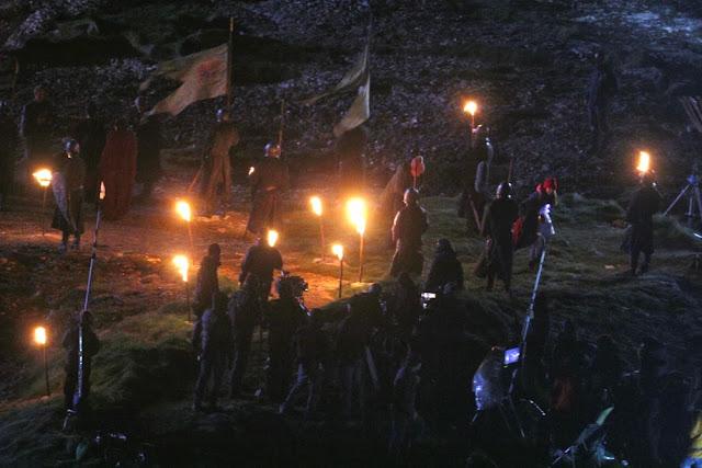 rodaje 4T juego tronos trama Stannis 4 - Juego de Tronos en los siete reinos