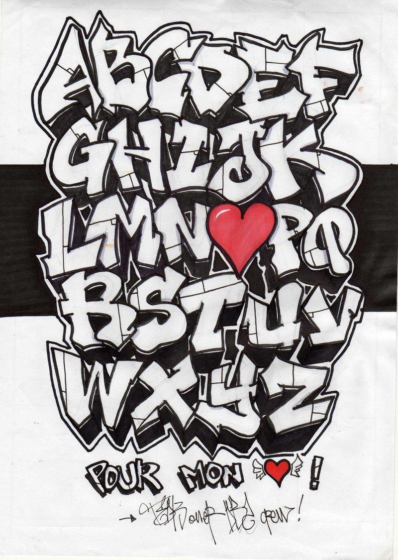 Cool Graffiti Styles