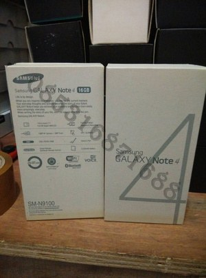 JUAL SAMSUNG GALAXY NOTE 4 MURAH ORIGINAL