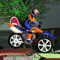 Dirt Bike 3 jogo de corrida de moto