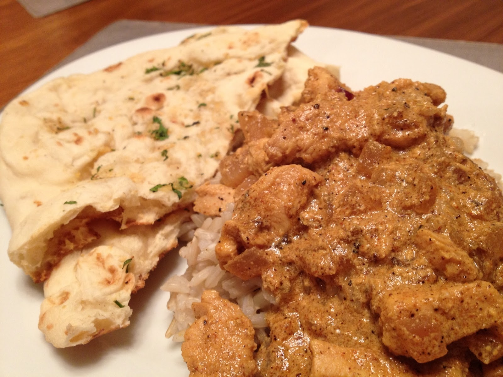 This kormahad many layers of flavor and spice, a lot of heat, and a ...