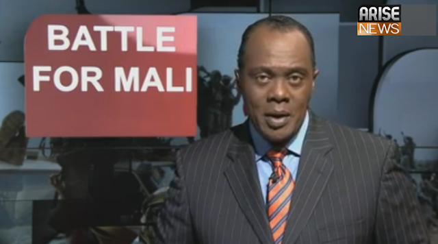 Jeff Koinange Arise TV