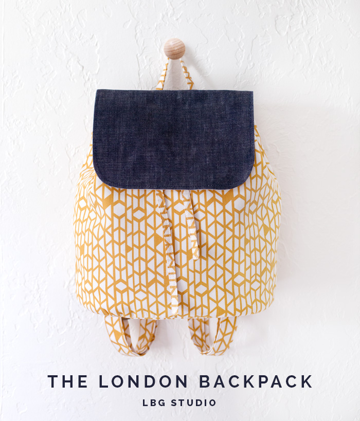 The London Backpack / LBG STUDIO