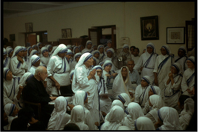 The Badger Catholic: &quot;The bedrock of Mother Teresa&#39;s spiritual life&quot;