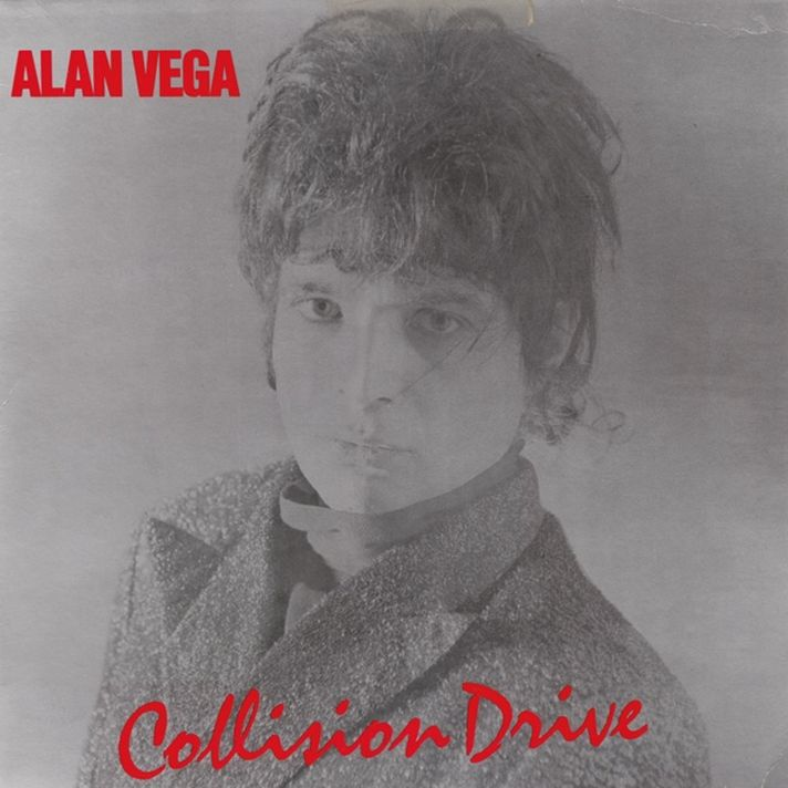 Alan Vega Be Bop A Lula Outlaw