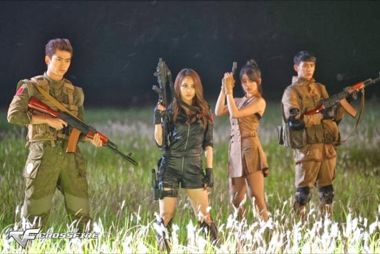 2PM & miss A�in  �Crossfire� Videosu Yay�nland�! /// 06 Aral�k 2013
