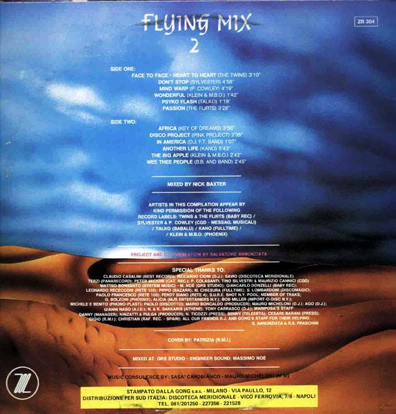 VA ? Flying Mix 2
