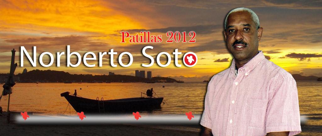 Norberto Soto 2012