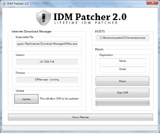 IDM Lifetime Patcher 2.0 Full