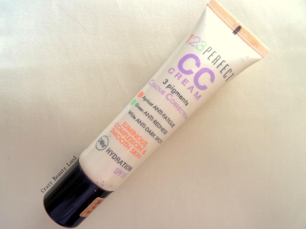 Bourjois CC Cream 34 Bronze Review