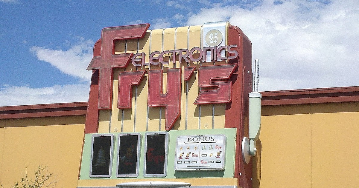 Fry's is a great place if you need electronics the day of, or are in a rush. If Amazon or Best Buy don't have it in stock, then I will come here. Service: Little to none.