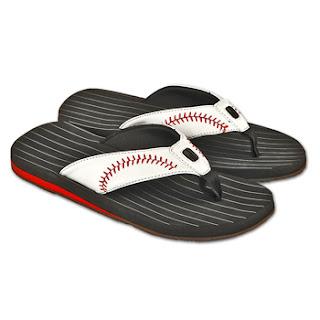 Fandalz Baseball Sandal
