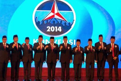 Pengumuman Hasil Konvensi Partai Demokrat 15 Mei 2014 Terlambatkah?