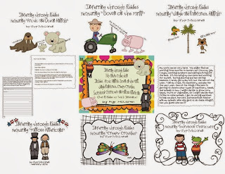 http://www.teacherspayteachers.com/Product/Inferring-Riddle-Collection-427366