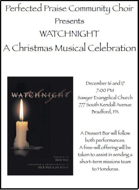 12-16/17 Watchnight A Christmas Musical