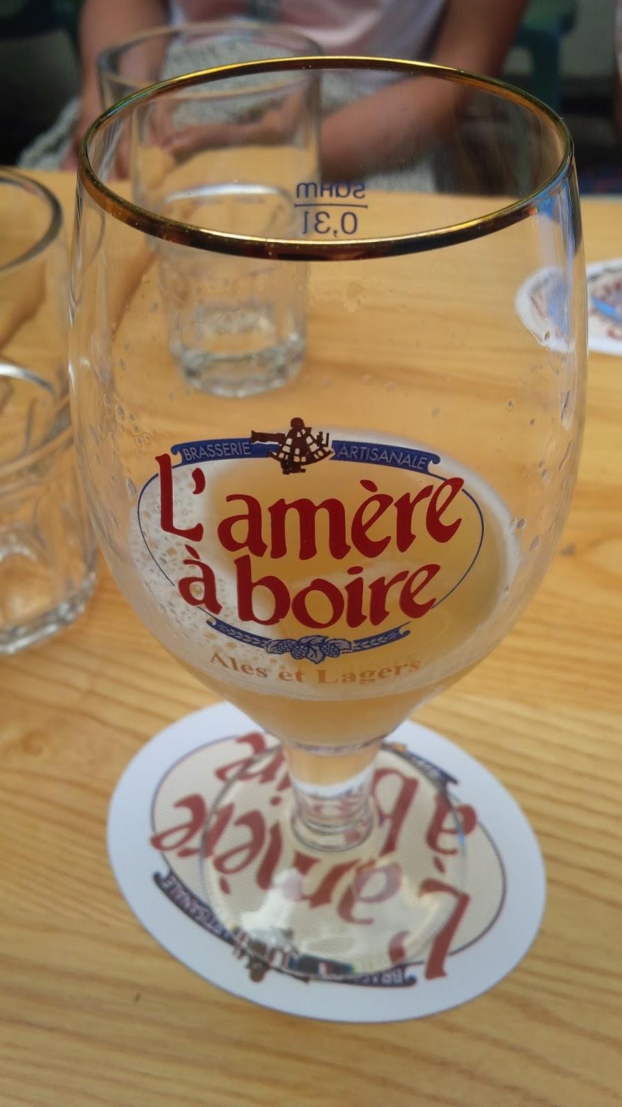 L'amere a boire German Hefe Weizen
