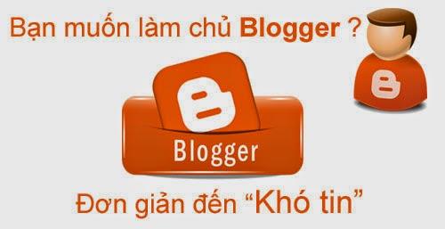 Tìm hiểu các đối tượng trong blogspot cơ bản