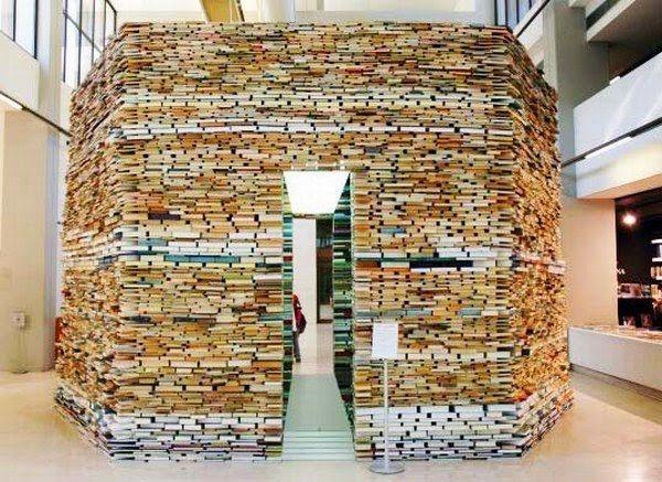 libros escultura:
