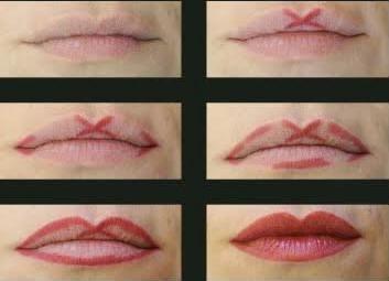 Como aplicar corretamente o lápis labial