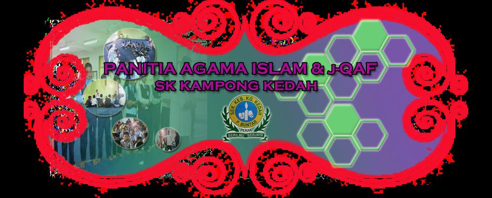Panitia Pendidikan Islam j-QAF SK Kampong Kedah